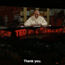Francesco a TED